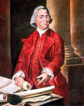 King George III - Revolutionary War